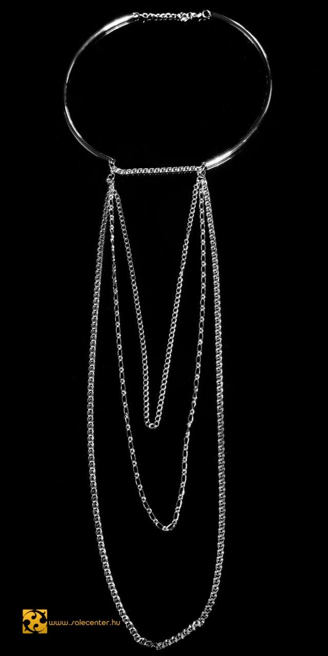 Elegáns hosszan lelógó nyaklánc 2 színben