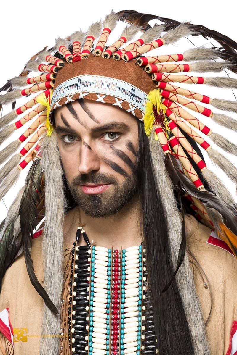 Férfi indián jelmez (M,L,XL,2XL)