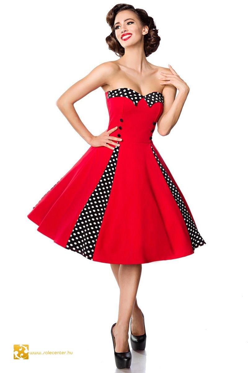 Vintage ruha boleróval 2 színben (XS,S,M,L,XL,2XL,3X)