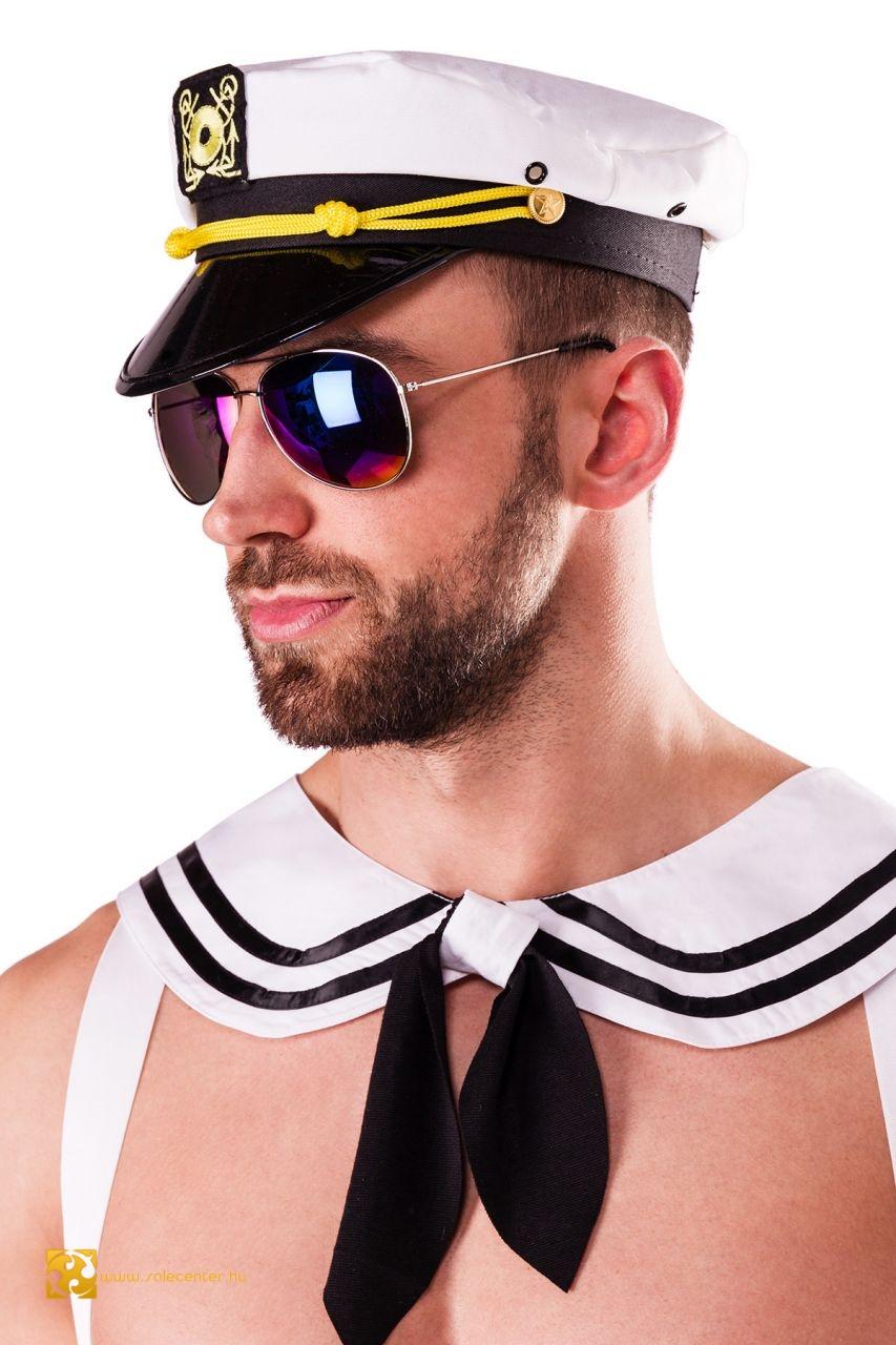 Szexi tengerész jelmez