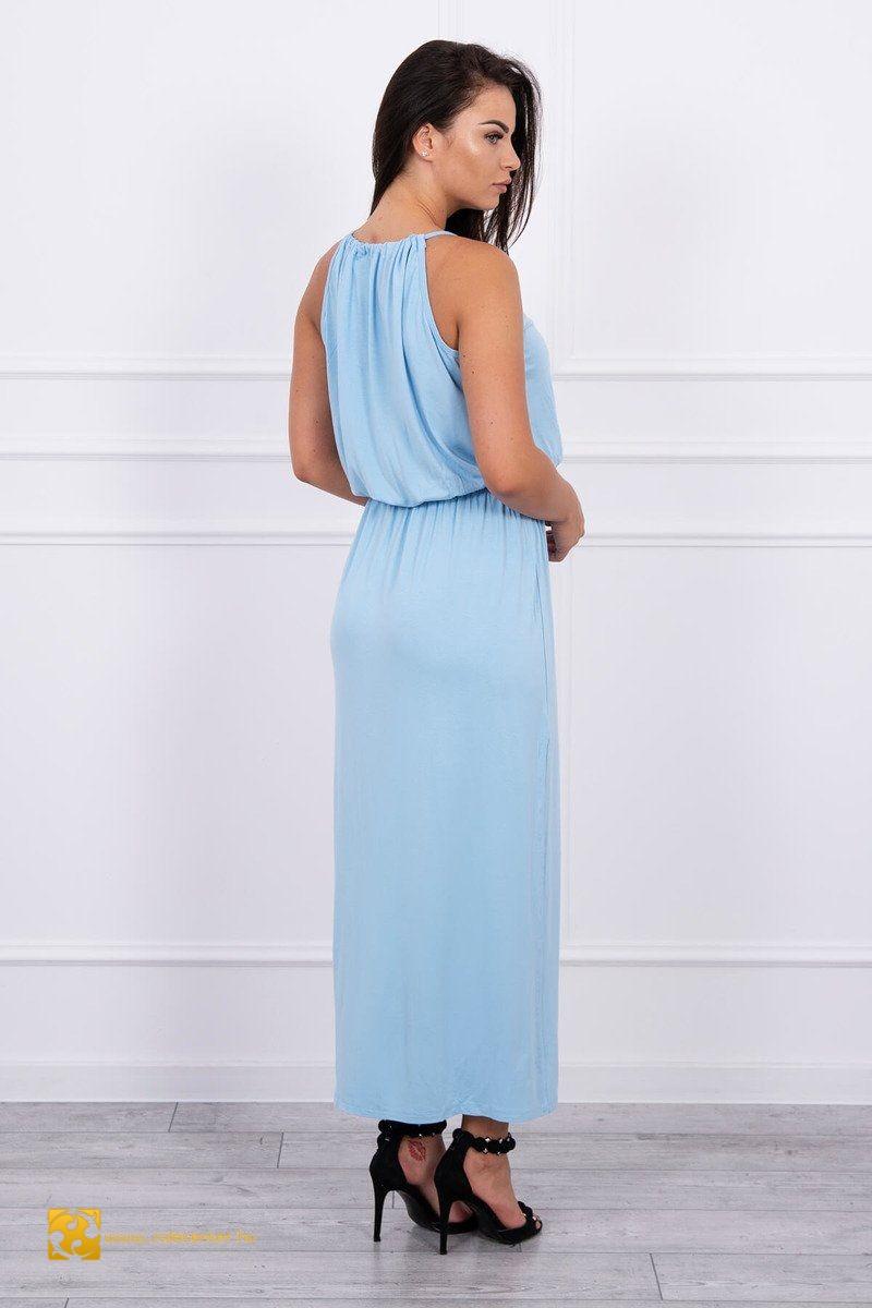Nyakpántos maxi ruha 15 színben