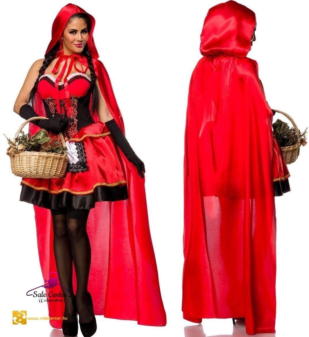 985d0d73e3 Szexi piroska jelmez (S-M,L-XL) kosztüm jelmez szexi dögös divatos ...