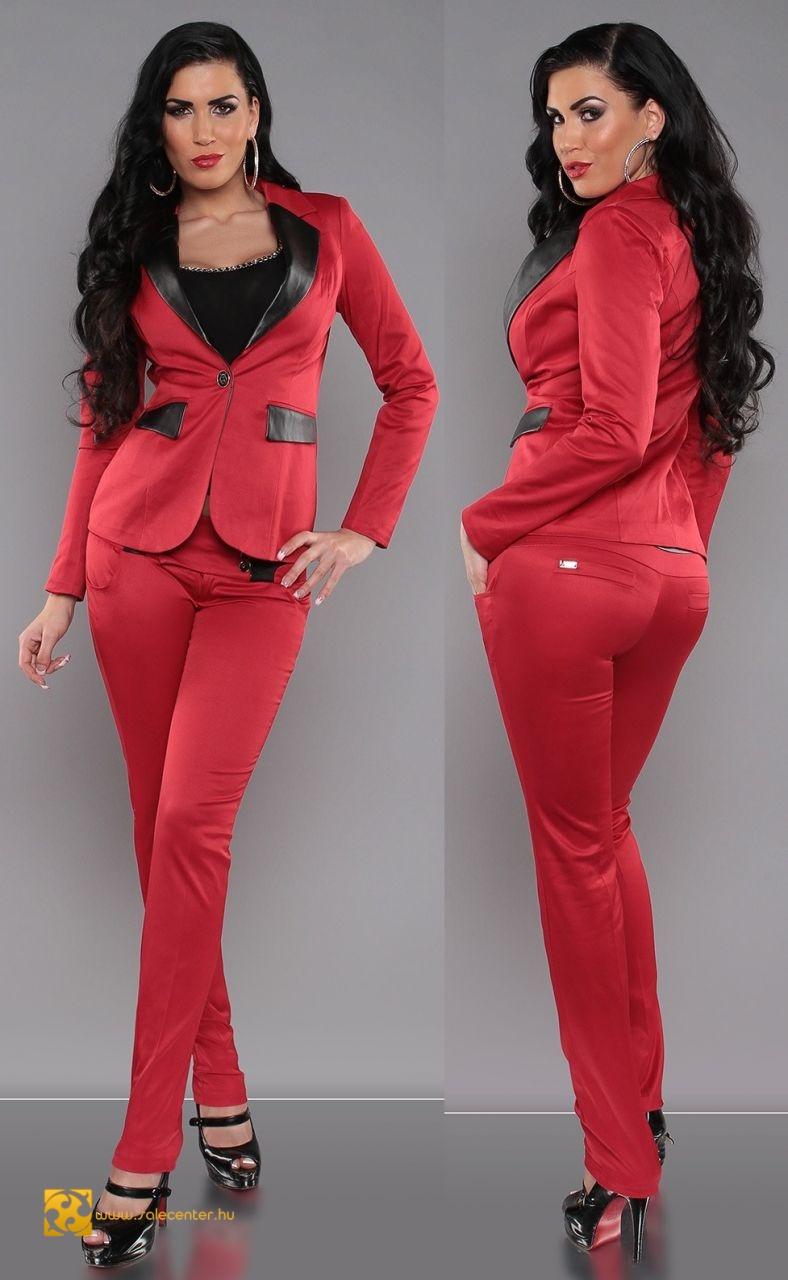 0bba10f174 Elegáns nadrág kosztüm 4 színben (XS,S,M,L,XL) ...