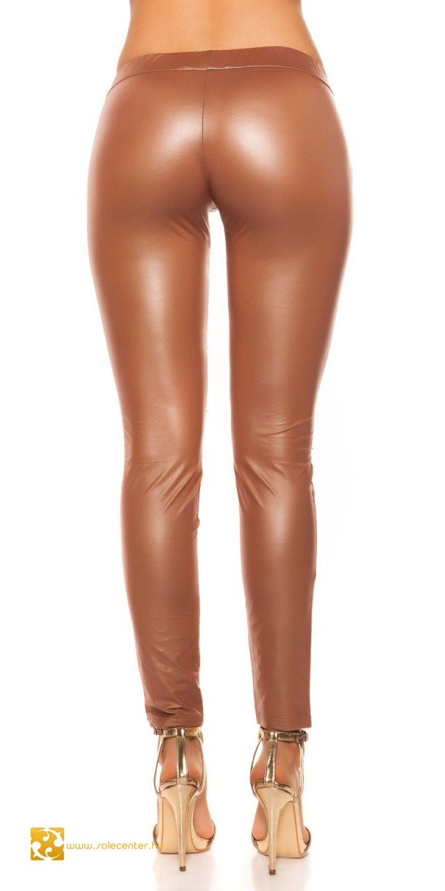 24c12f438d Bőr hatású szegecses leggings 5 színben szxi dögös vagyán csinos ...