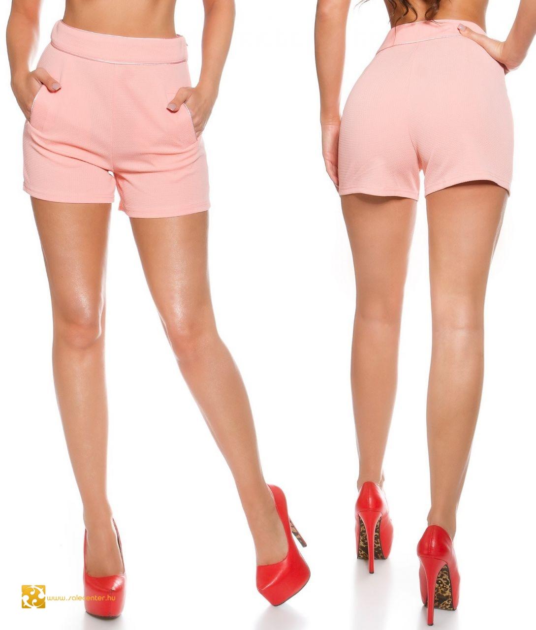 karcsúsító női rövidnadrág
