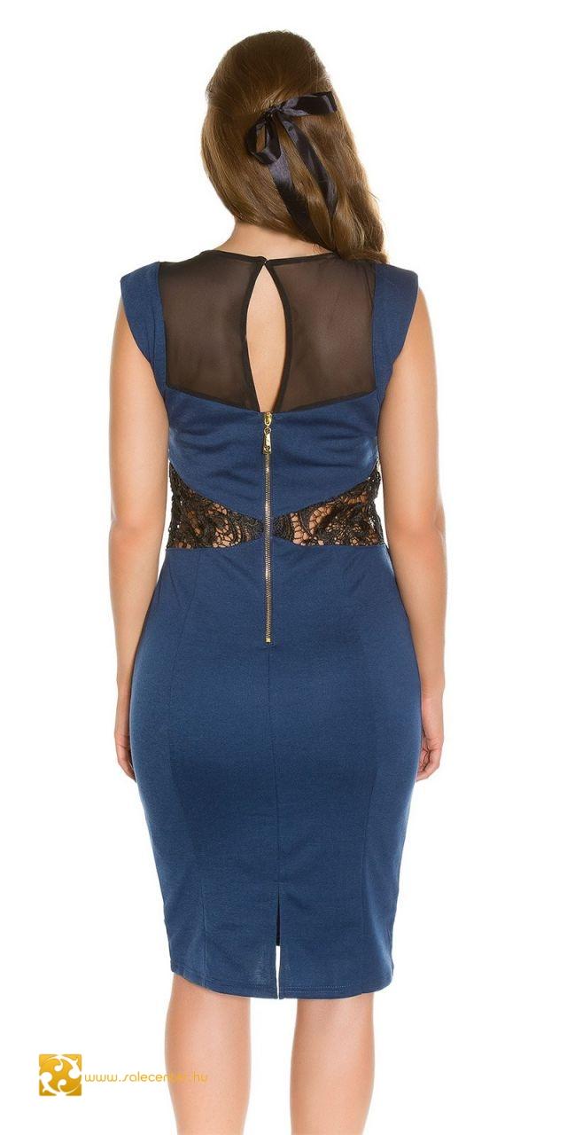 bb7a0f05fc Ujjatlan horgolt csipke díszítésű ruha 4 színben (S,M,L,XL) szoknya ...