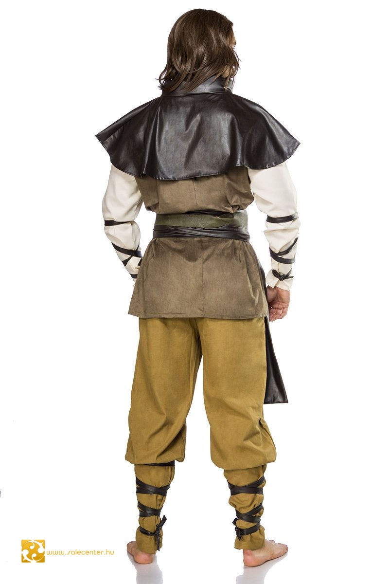 Középkori férfi jelmez (S,M,L,XL)