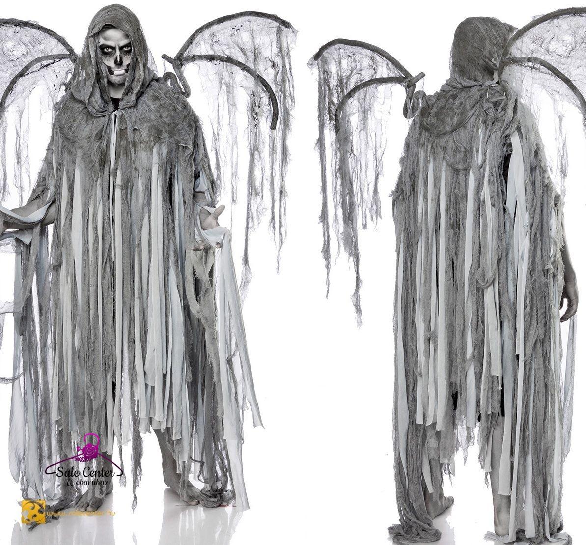 Halál angyala férfi jelmez