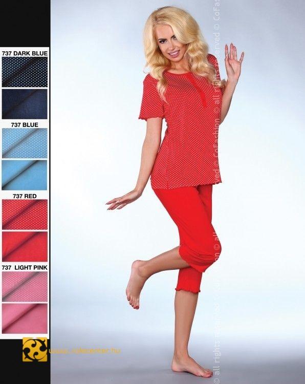 CoFashion térdnadrágos pizsama - Több féle (S,M,L,XL,2XL,3XL)