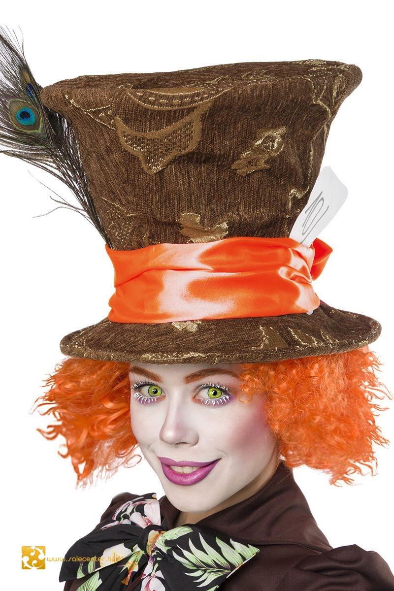 Őrült kalapos bohóc jelmez (S,M,L,XL,2XL)