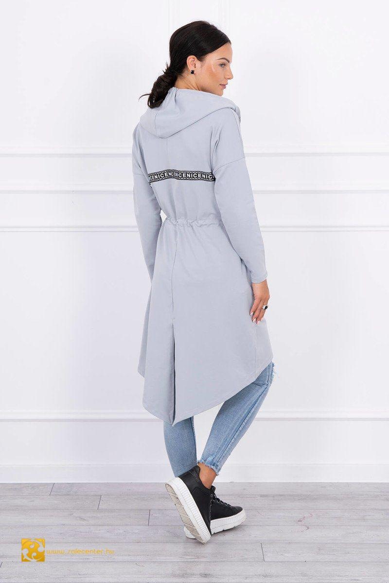 kardigán, kabát, átmeneti, hosszú, trendi, npi, divatos