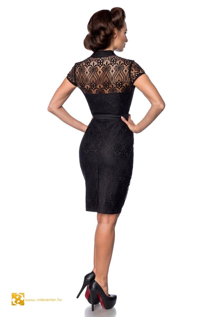Csipkés testhezálló Belsira ruha (S,M,L,XL,2XL,3XL,4XL)